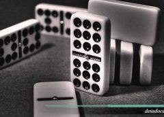 Trik membaca kartu dalam permainan domino