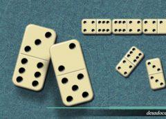 Variasi permainan dalam kartu domino