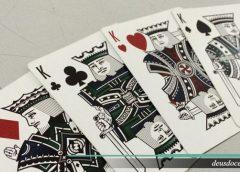 Siapa keempat raja pada kartu