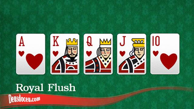 Pelajari Urutan Nilai Dalam Kartu Poker